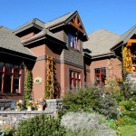 Exterior at the Buffaloberry Bed & Breakfast Banff, Alberta, Canada